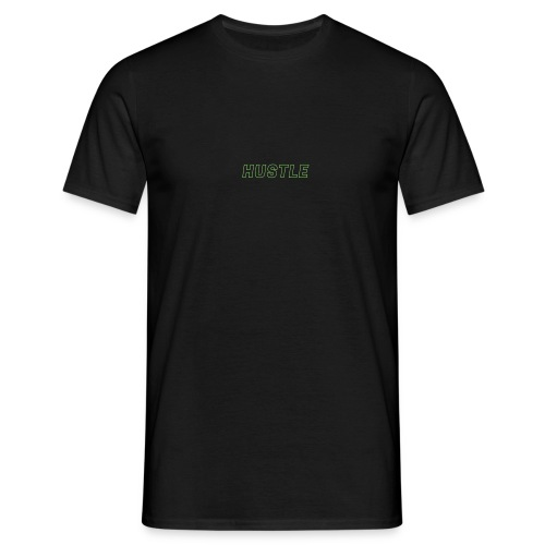 Hustle green - Männer T-Shirt