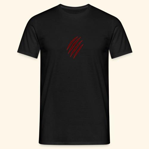 garras - Camiseta hombre