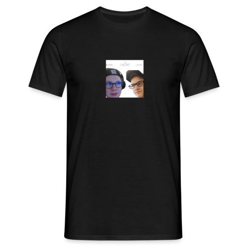 Ramppa & Jamppa - Miesten t-paita