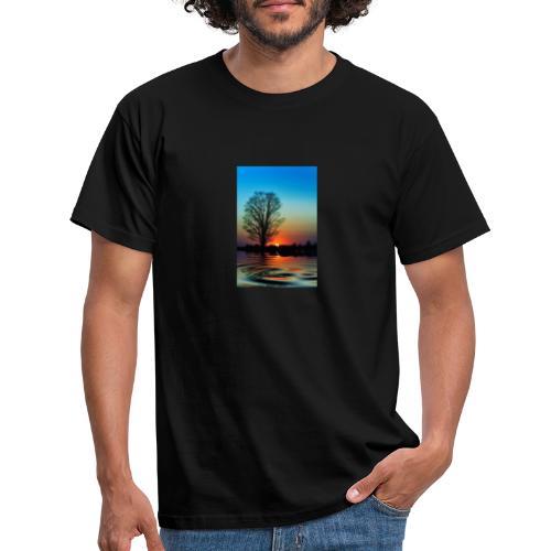 Evening - T-shirt herr