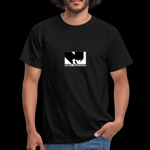 Video Television - T-shirt herr
