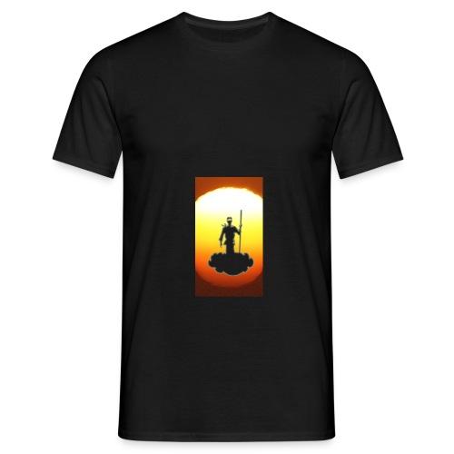 monkey coy - Men's T-Shirt