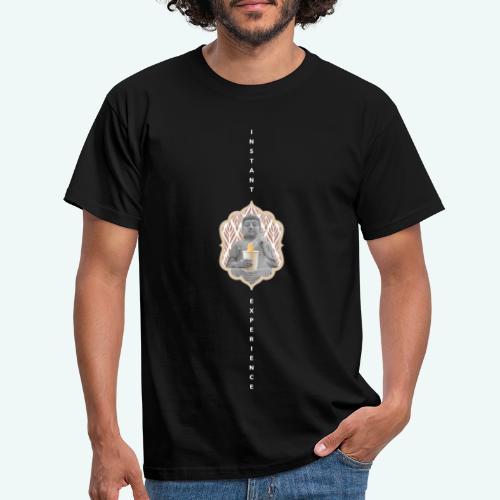 Instant Buddha - Männer T-Shirt