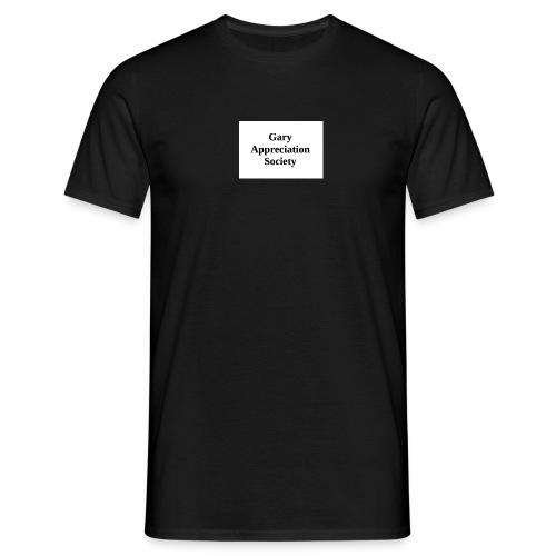 Gary appreciation society - Men's T-Shirt