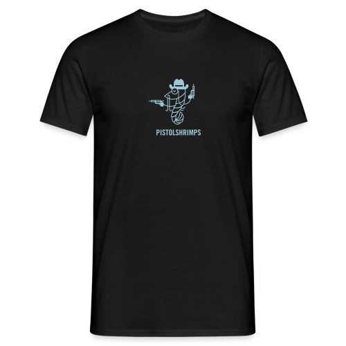 4392392 13107072 pistolshrimps orig - Men's T-Shirt