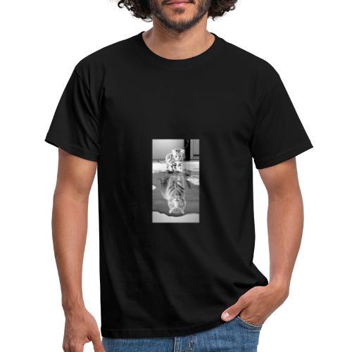 le chat - T-shirt Homme