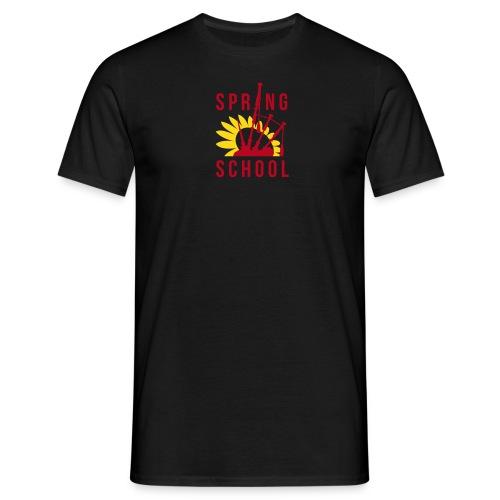 PSS Logo 3 - Männer T-Shirt
