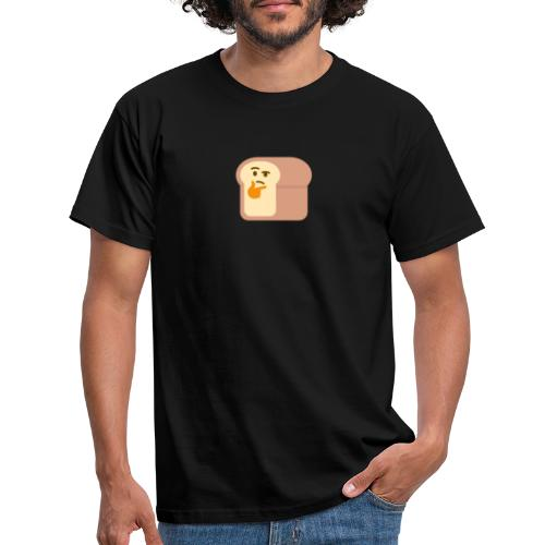 Thinking bread - T-shirt Homme