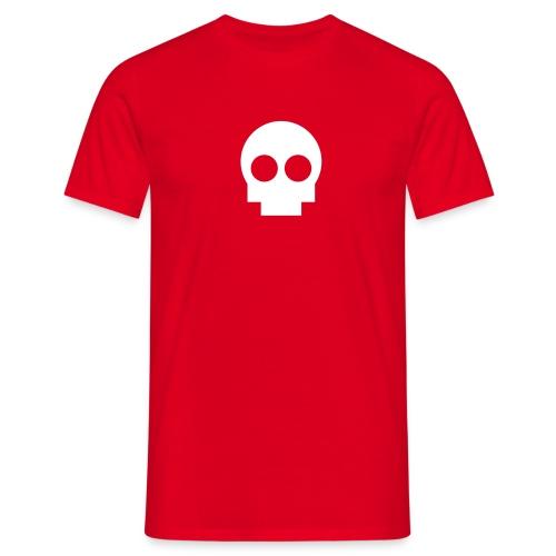 t-shirt-skull - Men's T-Shirt