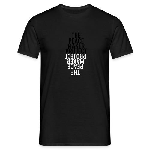 TPMP 2 Color - Männer T-Shirt