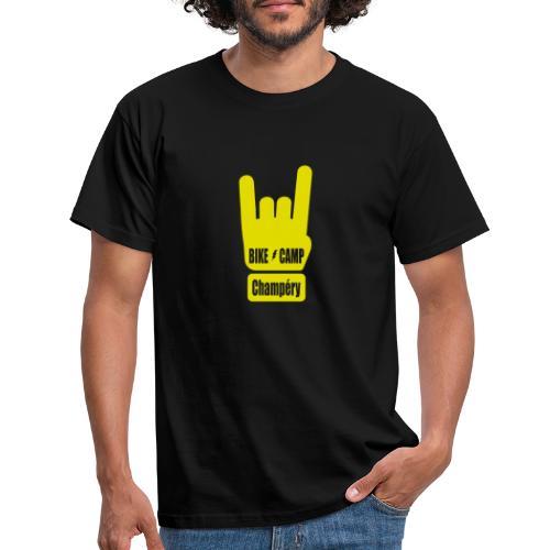 Bike Camp - Champéry - T-shirt Homme