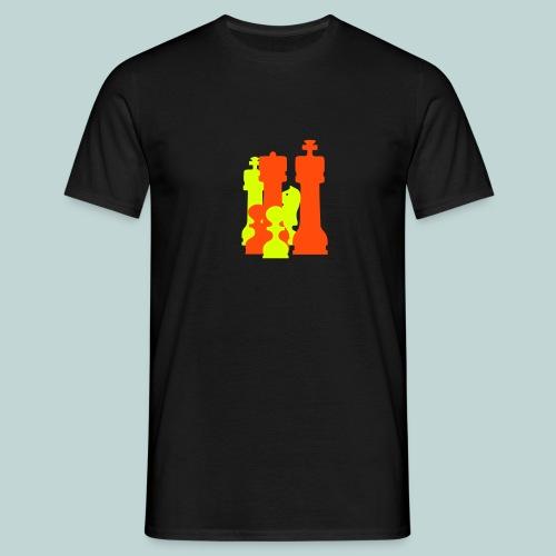 figurengruppe3a - Männer T-Shirt