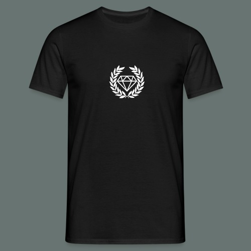 White Diamond - Men's T-Shirt