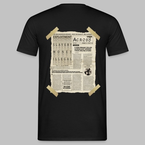 Breaking News! - Men's T-Shirt