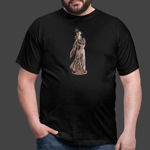WODAN DER MÄCHTIGE, braun - Männer T-Shirt