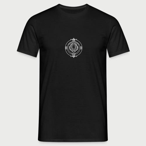 KFTG Logo weiss - Männer T-Shirt