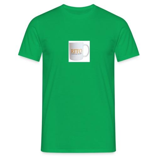 Rito Mug - Herre-T-shirt