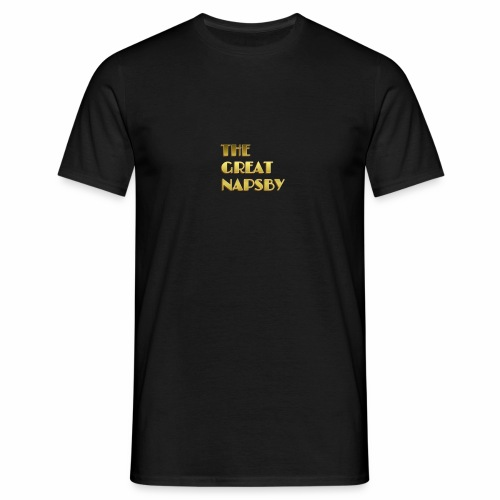 The Great Napsby - Men's T-Shirt