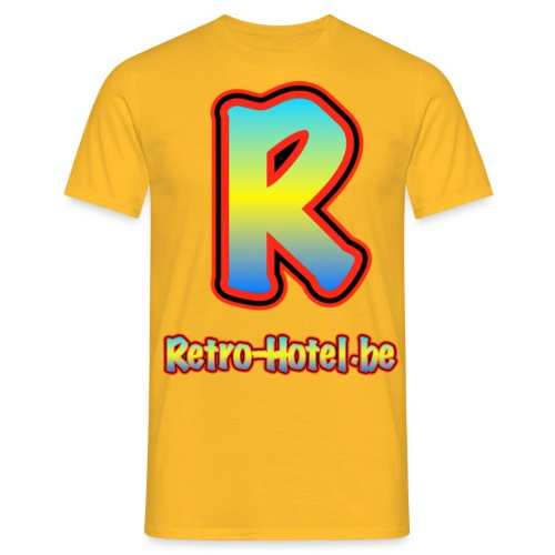 tshirtlogo png - Mannen T-shirt