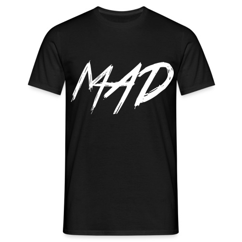 White and black - Mannen T-shirt