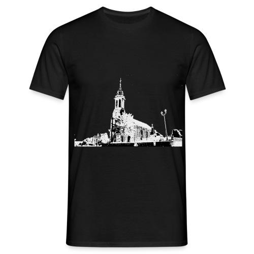 Cours de Pile Eglise 1 De - T-shirt Homme