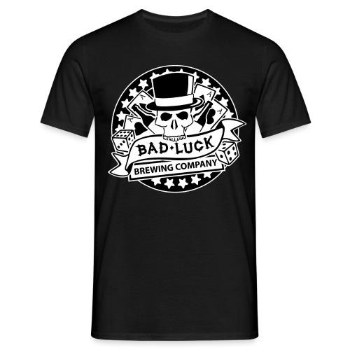 Bad Luck Logo - Men's T-Shirt