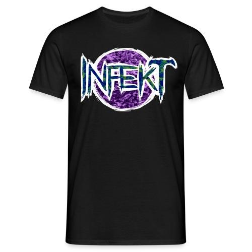 infekt FINAL png - Men's T-Shirt