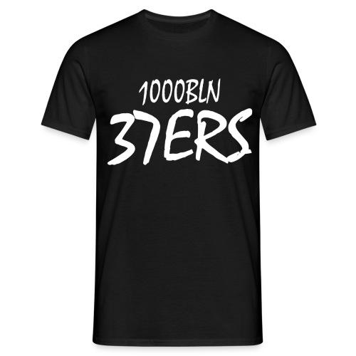 100BLN 37ERS weiß - Männer T-Shirt
