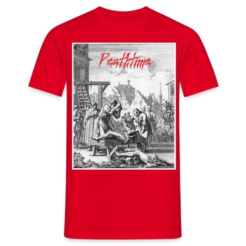 DeathtimePaitaAxe - Miesten t-paita