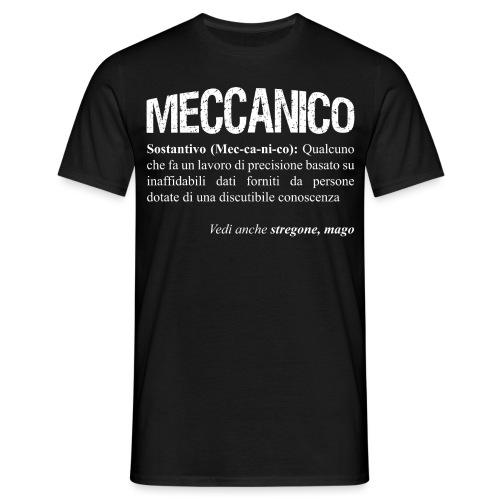 Meccanico = Mago? - Maglietta da uomo