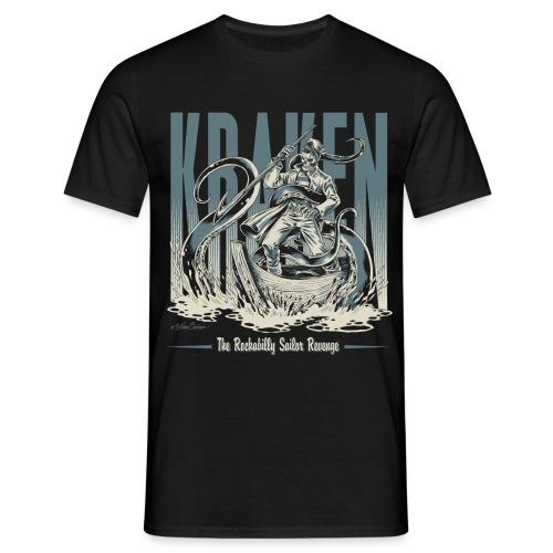 sailor 2016 b separacion unida2 - Camiseta hombre
