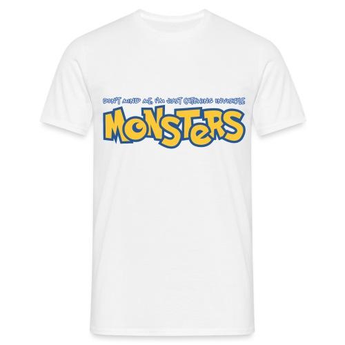 Monsters - Men's T-Shirt