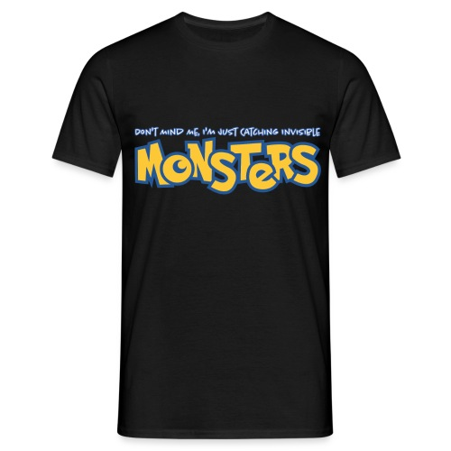 Monsters - Men's T-Shirt