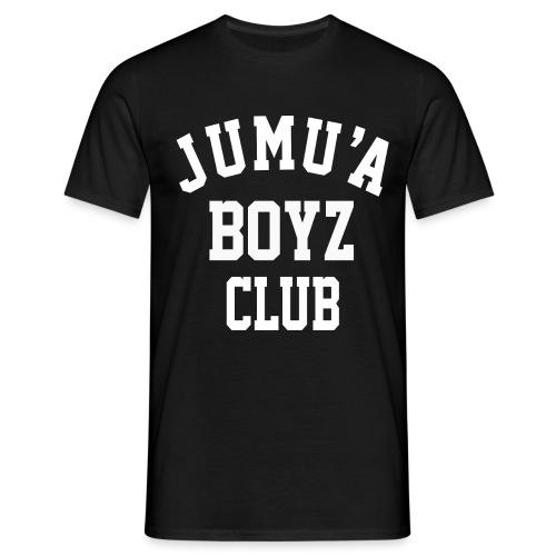 Jumu'a Boyz Club - T-shirt Homme