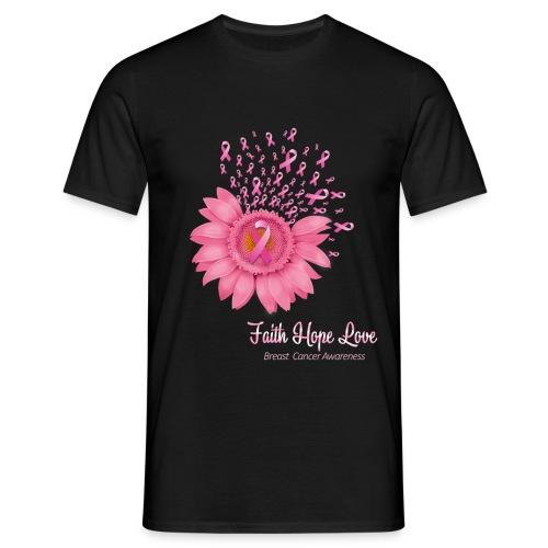 hope love - T-shirt Homme