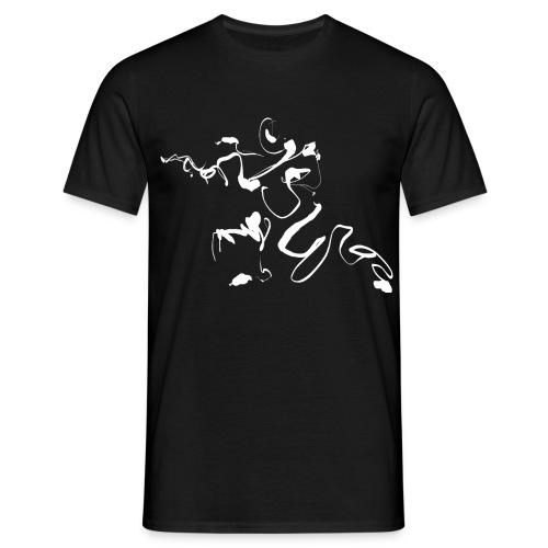 Kungfu - Deepstance Kung-fu figure - Men's T-Shirt