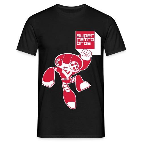 Diversity Bot - T-shirt herr