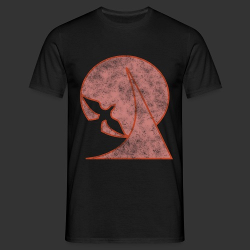 exode usé - T-shirt Homme