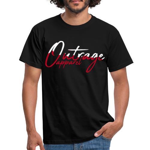 OUTRAGE LOVE BITE - Men's T-Shirt