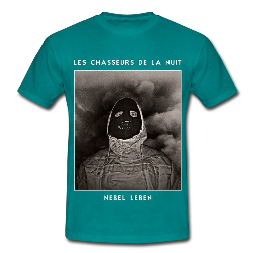 Mark Liens Nebel Leben - Men's T-Shirt