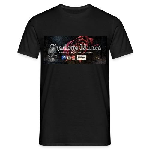Charlotte Munro Banner - Men's T-Shirt