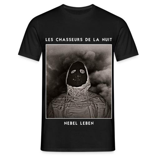 Mark Liens Nebel Leben - Men's T-Shirt