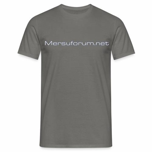 Mersforum net classic - Miesten t-paita