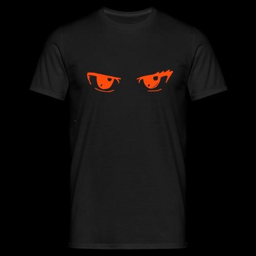 Erza_Augen - Männer T-Shirt