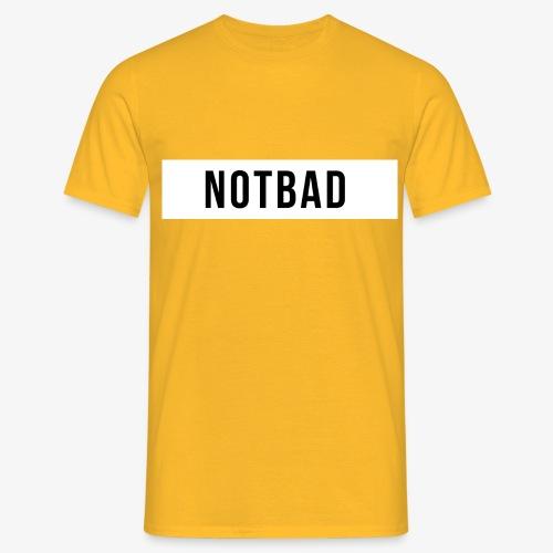 Not Bad Outfit - Maglietta da uomo