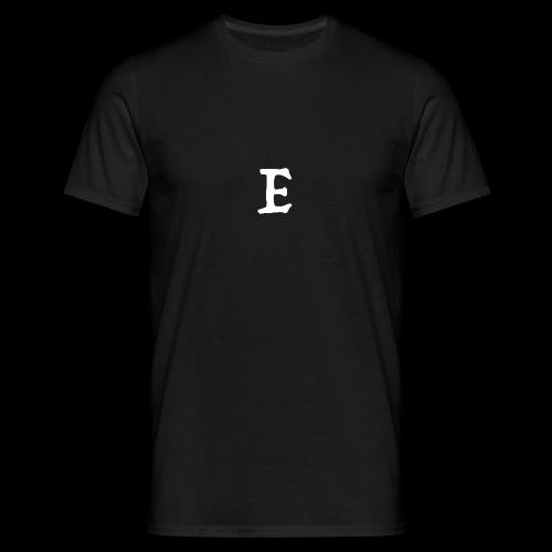 E - Men's T-Shirt