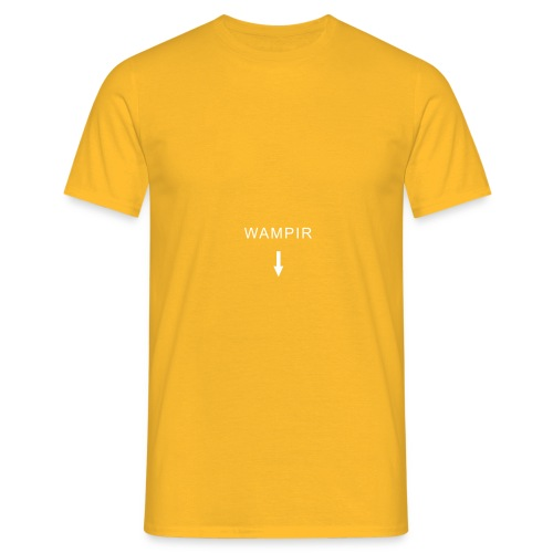 koerper wampir - Männer T-Shirt