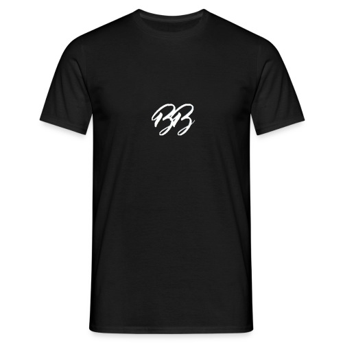Collection Logo BB Blanc - T-shirt Homme