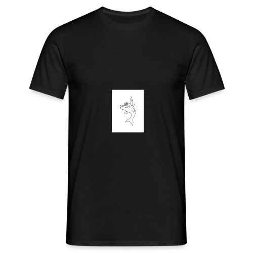 High - Herre-T-shirt