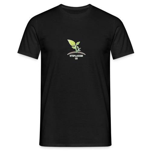 UteplassenUB - T-skjorte for menn
